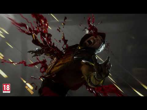 Mortal Kombat 11 - Spawn trailer (NL)