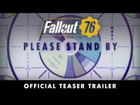 Fallout 76 – Official Teaser Trailer (PEGI)
