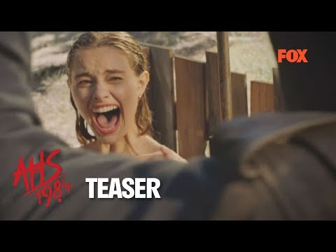 AMERICAN HORROR STORY: 1984 | Shower Teaser | FOX