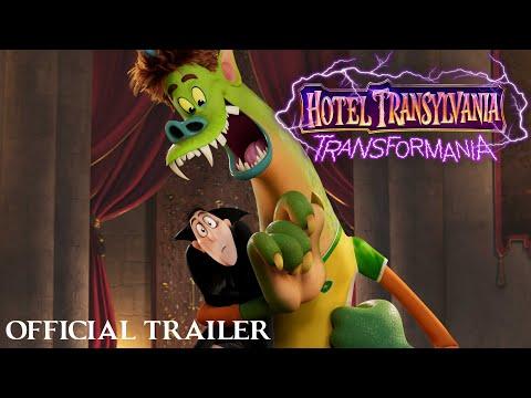 Hotel Transylvania: Transformania | Trailer