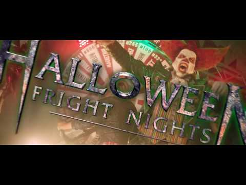 HALLOWEEN FRIGHT NIGHTS - YOUR LIFE IS A GAMBLE…