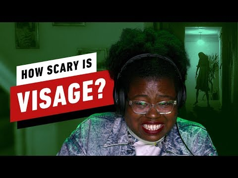 How Scary is Visage?!