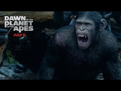 "Dawn of the Planet of the Apes | ""Retaliate"" TV Spot [HD] 