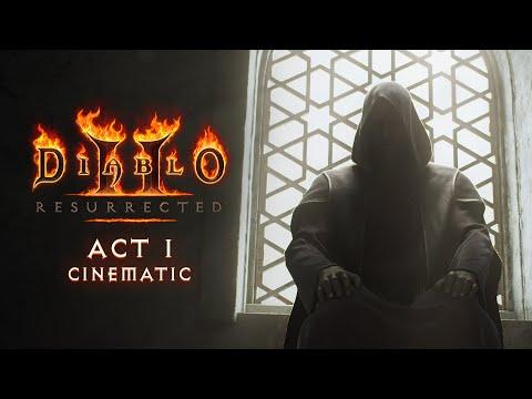 Diablo® II: Resurrected™ | Act I Cinematic