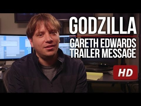 Gareth Edwards' Godzilla Trailer Intro [HD]
