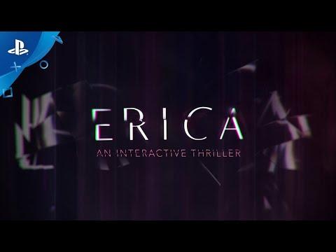Erica | Launch Trailer | PS4
