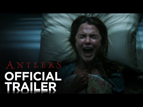 ANTLERS   Official Trailer [HD]   FOX Searchlight