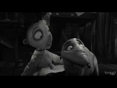 Frankenweenie Trailer