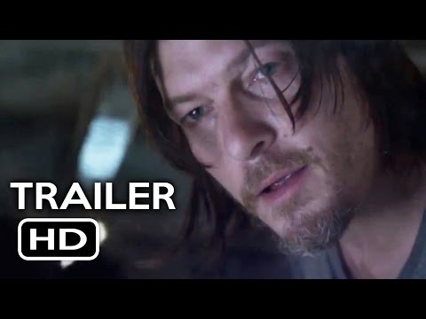 Air Official Trailer #1 (2015) Norman Reedus Sci-Fi Movie HD