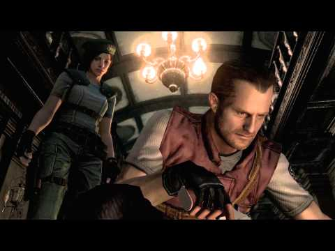 Resident Evil - PC gameplay footage