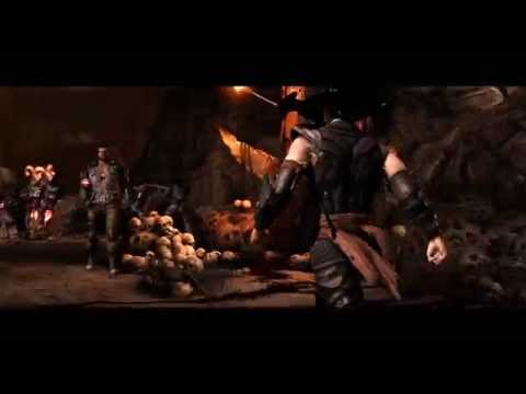 Mortal Kombat X: Official Briggs Family Trailer
