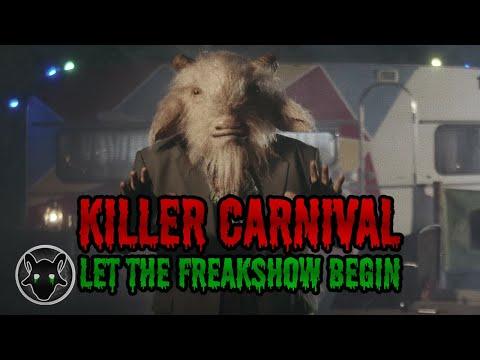 KILLER CARNIVAL | Short Horror Fantasy Film | Goat Stories