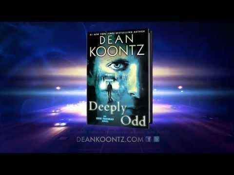 DEEPLY ODD by Dean Koontz (book trailer)