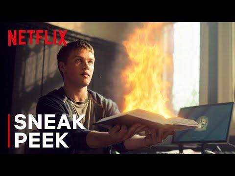 Locke & Key | Sneak Peek | Netflix