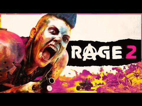 RAGE 2 – Announce Trailer PEGI