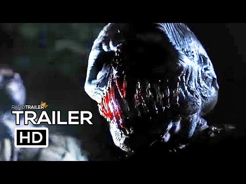 THE YOUNG CANNIBALS Official Trailer (2019) Horror Movie HD