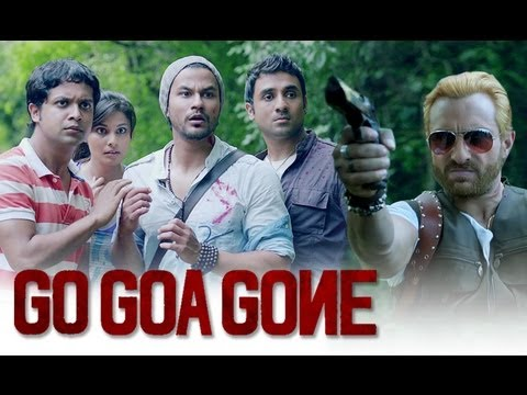 Go Goa Gone Official Trailer   Watch Full Movie On Eros Now
