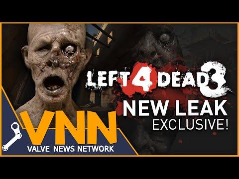 Left 4 Dead 3 - Concept Art Leaked