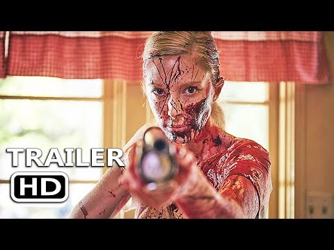 KILLER KATE Official Trailer (2018) Horror Movie