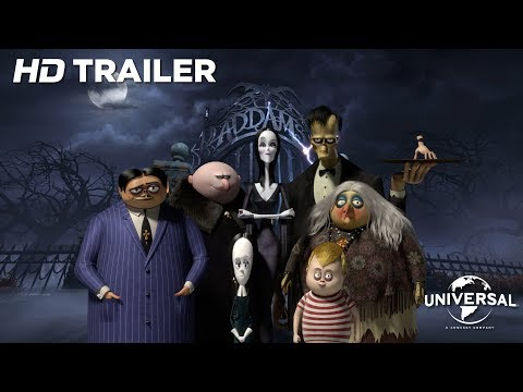 The Addams Family - Officiële Trailer [Nederlands ondertiteld]