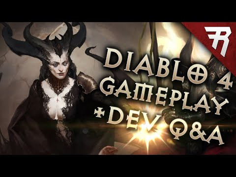 Diablo 4 Gameplay Demo: Blizzcon 2019
