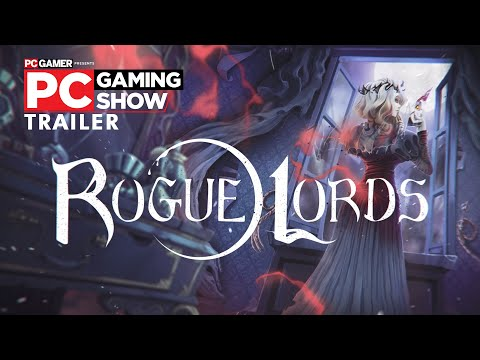 Rogue Lords trailer | PC Gaming Show 2020