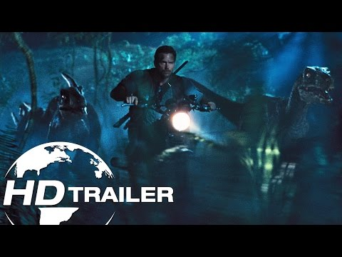 Jurassic World: trailer 2 (Universal Pictures) [HD]
