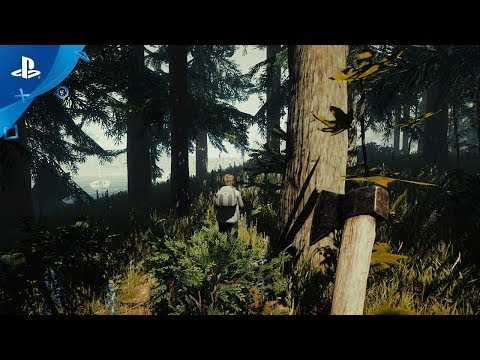The Forest – PSX 2017: Multiplayer Trailer | PS4