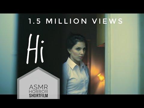 """""""HI"""" - ASMR horror shortfilm by Bahaish Kapoor (2014)"""