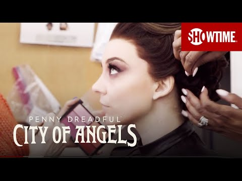 BTS: The Many Faces of Magda | Penny Dreadful: City of Angels | SHOWTIME