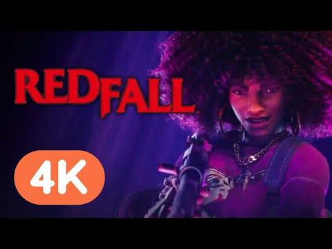 Redfall - Official Reveal Trailer (4K) | E3 2021