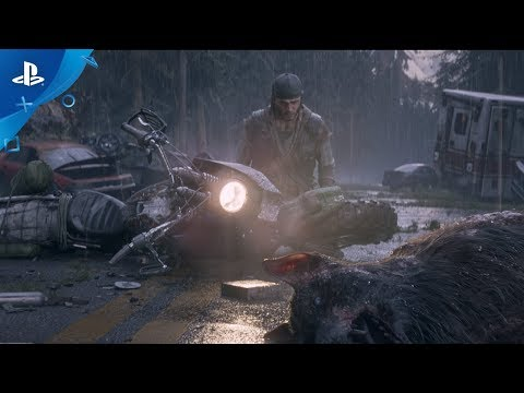 Days Gone - One Bullet TV Commercial | PS4