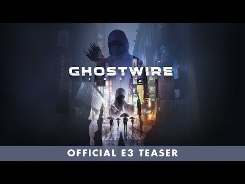 Ghostwire: Tokyo – Official E3 Teaser