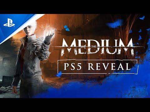 The Medium - Reveal Trailer   PS5