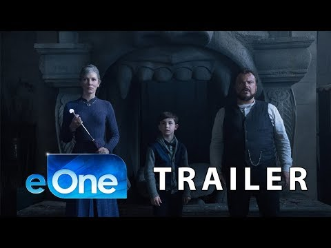 THE HOUSE WITH A CLOCK IN ITS WALLS | Teaser Trailer NL