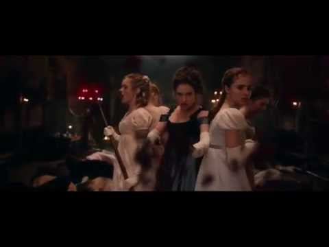 Pride and Prejudice and Zombies (trailer #1)
