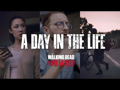 The Walking Dead: Our World Coming July 12 to iOS and Android