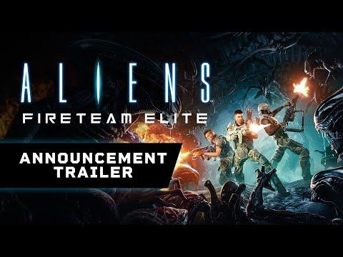 Aliens: Fireteam Elite - Announce Trailer