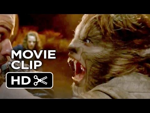 Wolves Movie CLIP - Butchering Bikers (2014) - Jason Momoa, Lucas Till Horror Movie HD