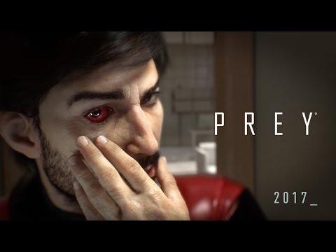 Prey: E3 2016 Reveal Trailer (PEGI)
