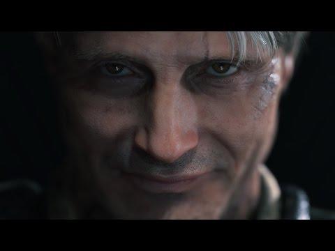 Death Stranding - Teaser Trailer - PSX 2016:Low Roar Version - 4K