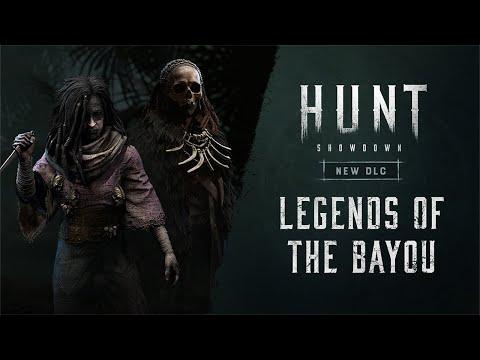 Hunt: Showdown | Legends of The Bayou | DLC