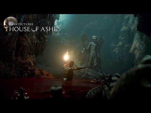 The Dark Pictures: House of Ashes - Announcement Teaser Trailer