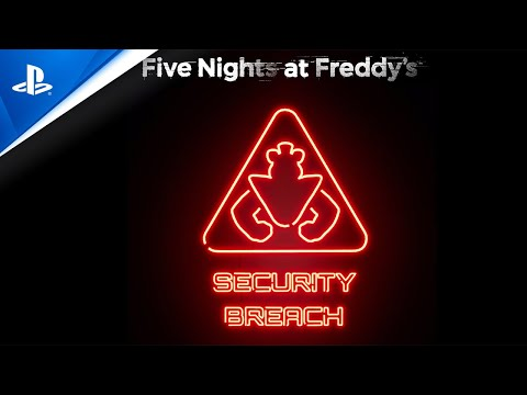 Five Nights At Freddy's: Security Breach - Teaser Trailer | PS5