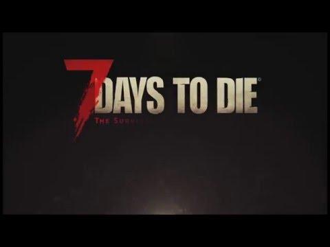 Trailer survival game '7 Days to Die'