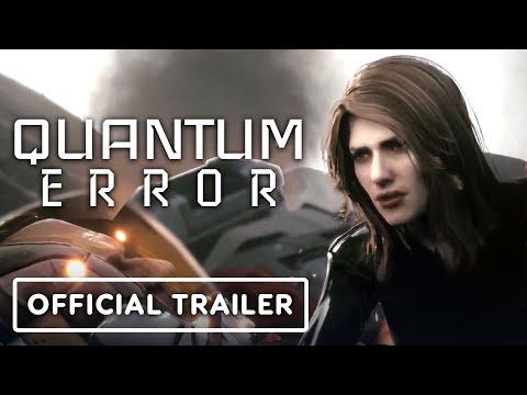 Quantum Error - Official Story Trailer | gamescom2020