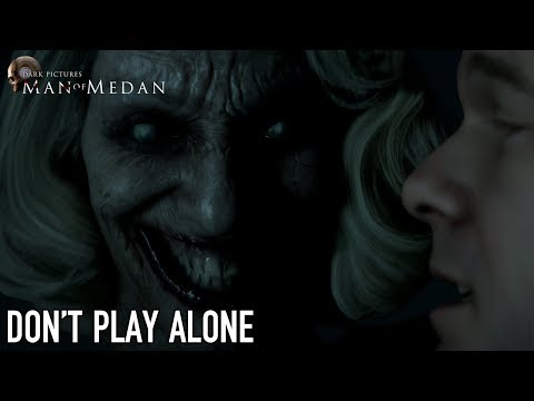 Man of Medan - Don't Play Alone - PS4/Xbox1/PC
