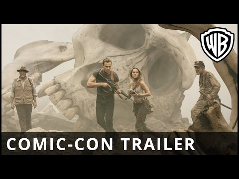 Kong: Skull Island - Comic-Con Trailer - Official Warner Bros. UK