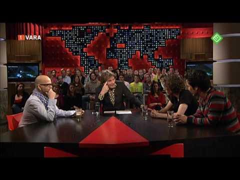 What's in the Box? Director Tim Smit interview in De Wereld Draait Door [English Subtitled]
