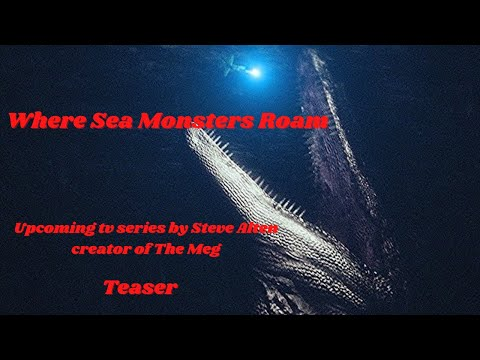 WHERE SEA MONSTERS ROAM | The Official Trailer